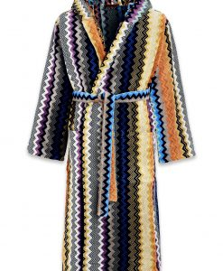 Missoni Home Bathrobe Seth Color 100