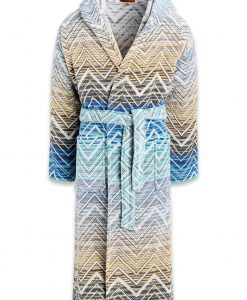 Missoni Bathrobe Tolomeo toni freddi
