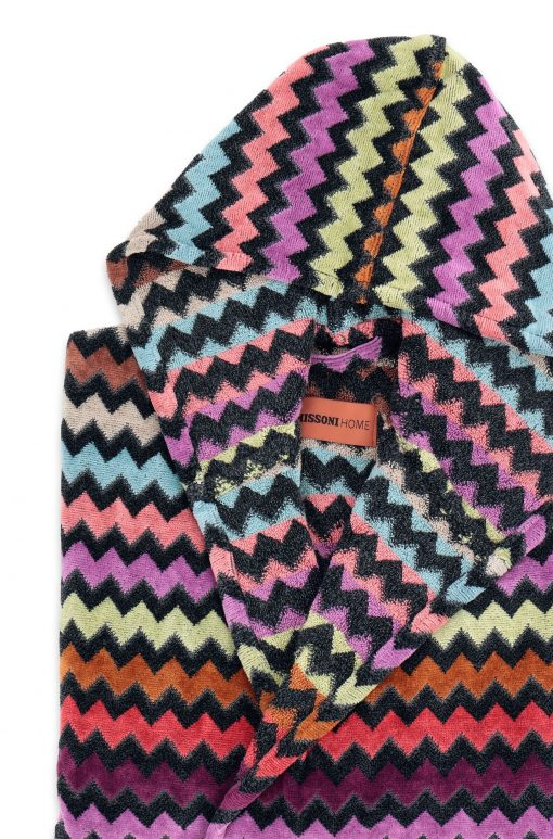 Missoni Home Bathrobe Warner Color 159