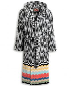 Missoni Home Bathrobe Wolf Color 100