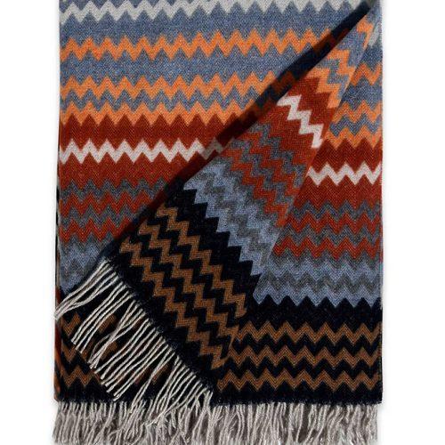 Missoni Home Throw Blanket Humbert Color T60