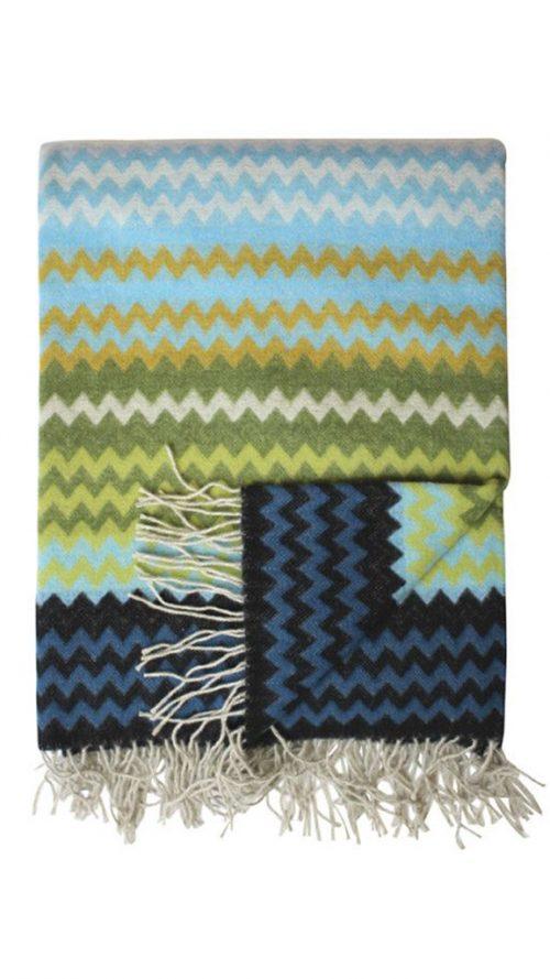 Missoni Home Throw Blanket Humbert Color T 70