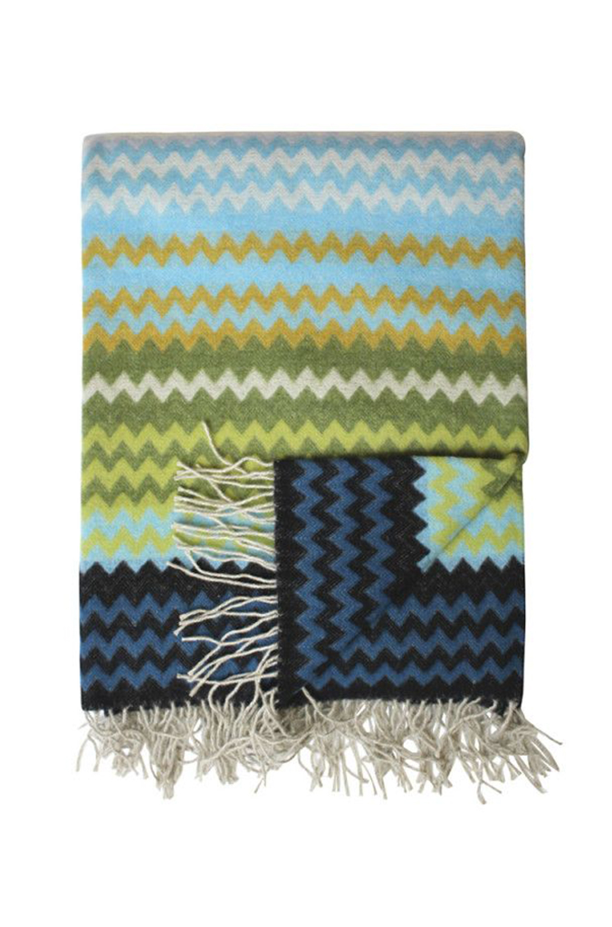 Missoni Home Throw Blanket Humbert Color T 70