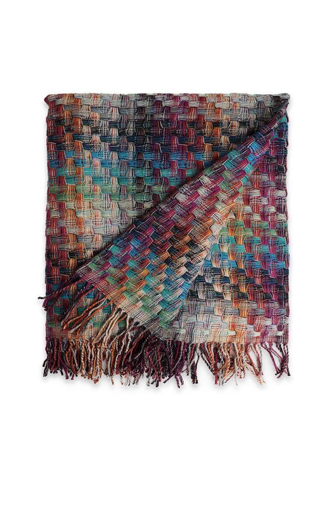 Missoni Home Throw Blanket Husky Color 100