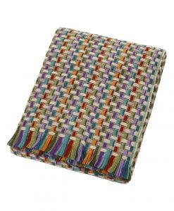 Missoni Home Throw Blanket Jocker Color 128