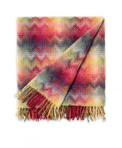 Missoni Home Throw Blanket Montgomery Color 156