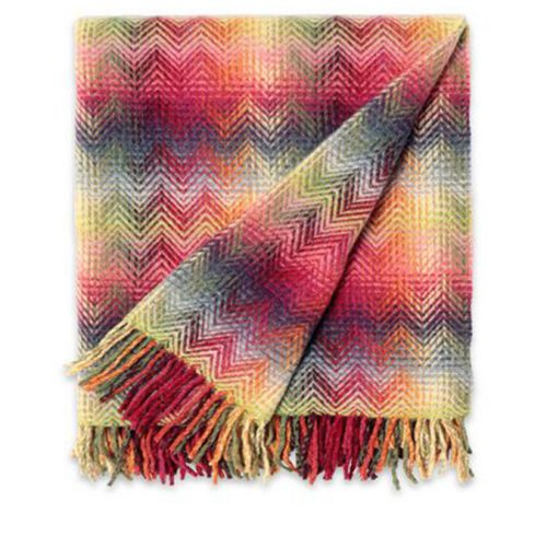 Missoni Home Throw Blanket Montgomery Color 156