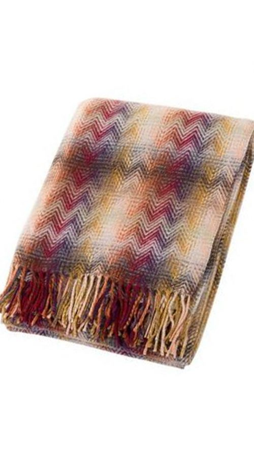 Missoni Home Throw Blanket Montgomery Color 160