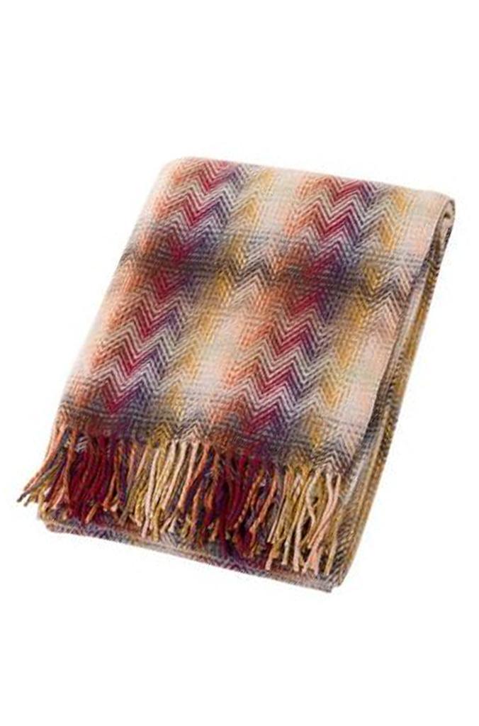 Missoni Home Throw Blanket Montgomery Color 160