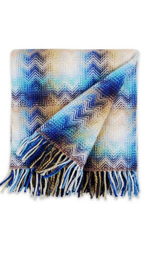 Missoni Home Throw Blanket Montgomery Color 170