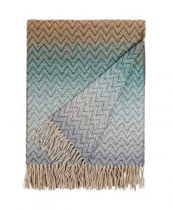 Missoni Home Throw Blanket Pascal Color 170