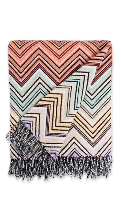 Missoni Home Throw Blanket Perseo Color 159