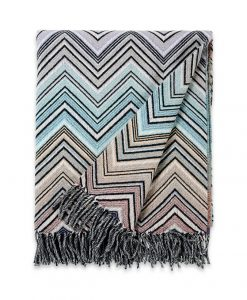 Missoni Home Throw Blanket Perseo Color 170