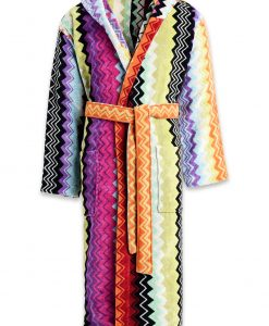 Missoni Home Bathrobe Giacomo Color T59