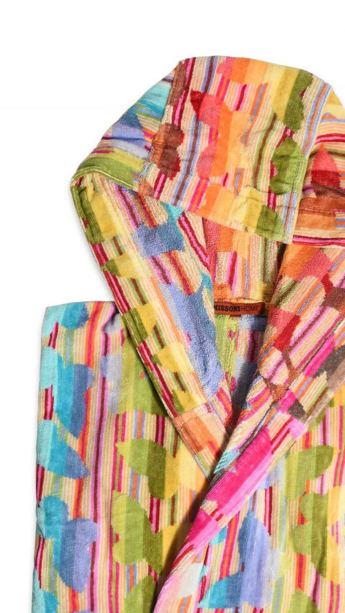 Missoni Home Bathrobe Josephine Color 156