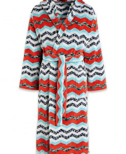 Missoni Home Bathrobe Victor Color 603