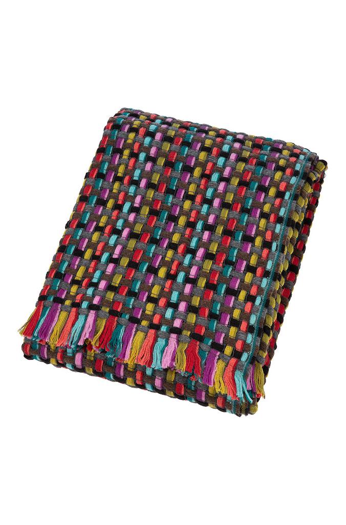 Missoni Home Throw Blanket Jocker Color 160