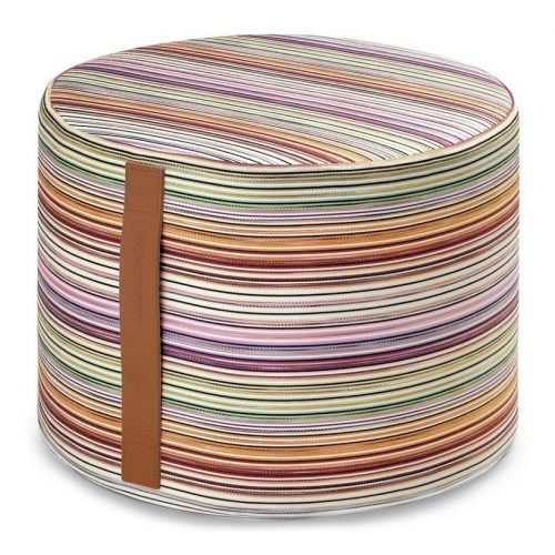 Missoni Home Pouf Jenkins Color 148