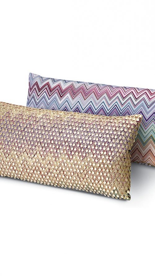Missoni Home Cushion Jarris Jamilena Color 156