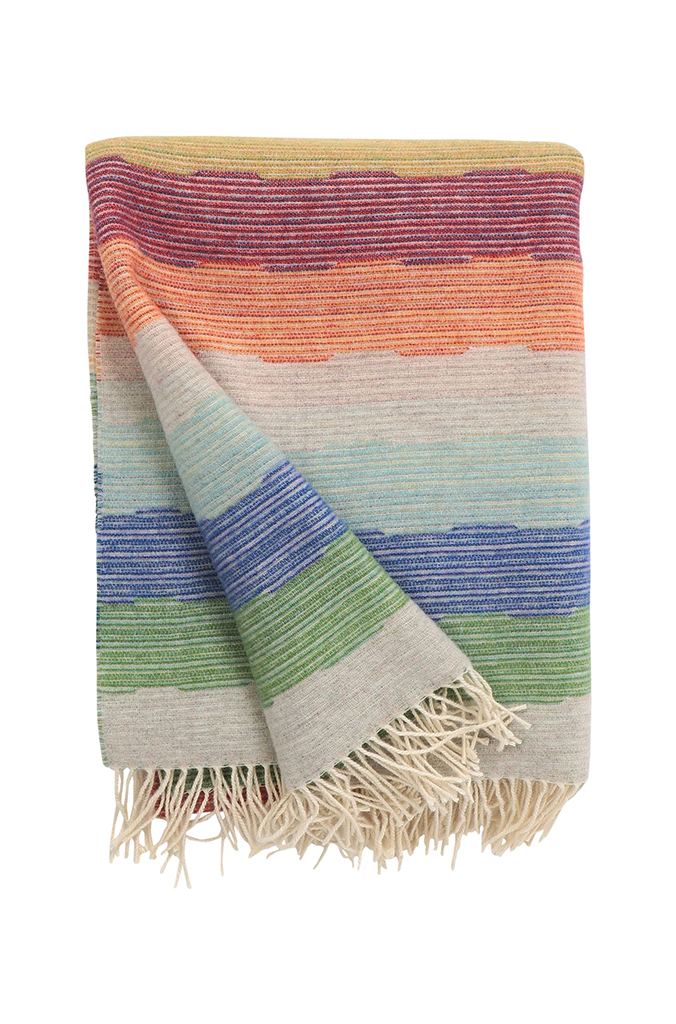 Missoni Home Throw Wesley Color 100