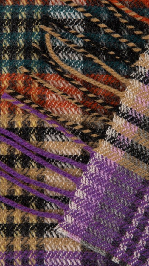 Missoni Home Throw Whitaker Color 100