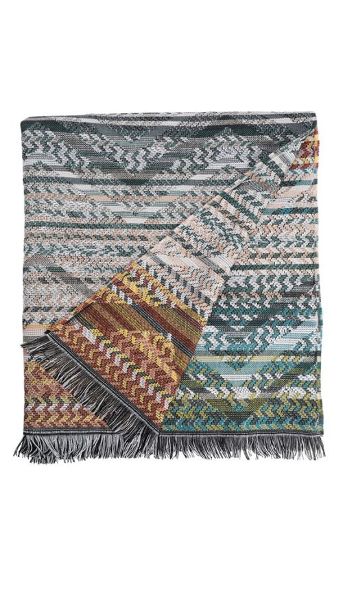 Missoni Home Throw Yannoulis Color 164