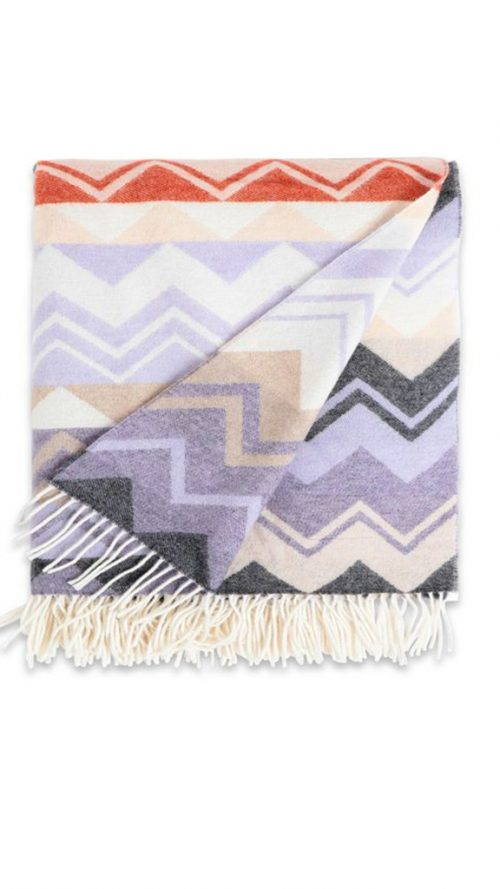 Missoni Home Throw Yvo Color 165