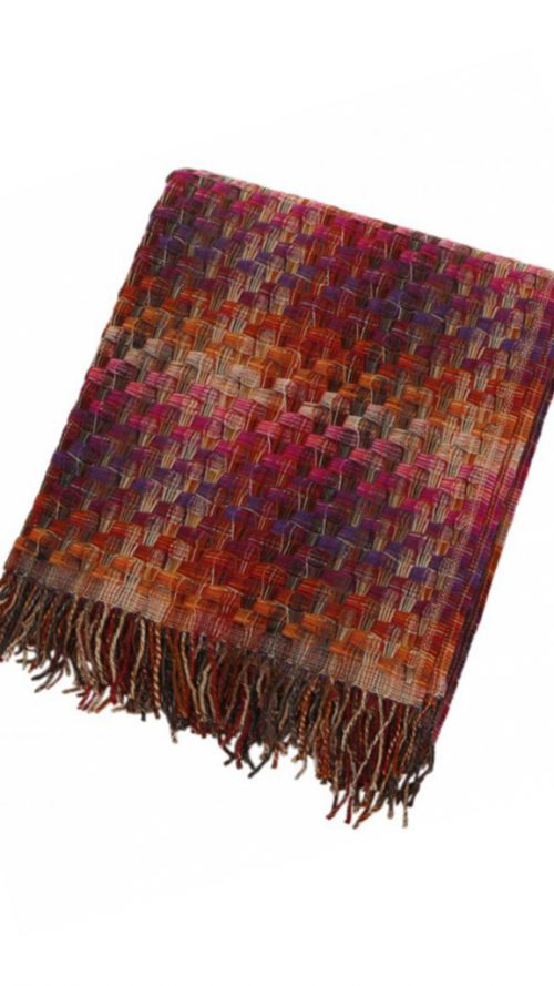 Missoni Home Throw Husky Color 149