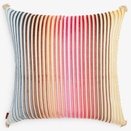 Missoni Home Cushion Jacaranda Color T59