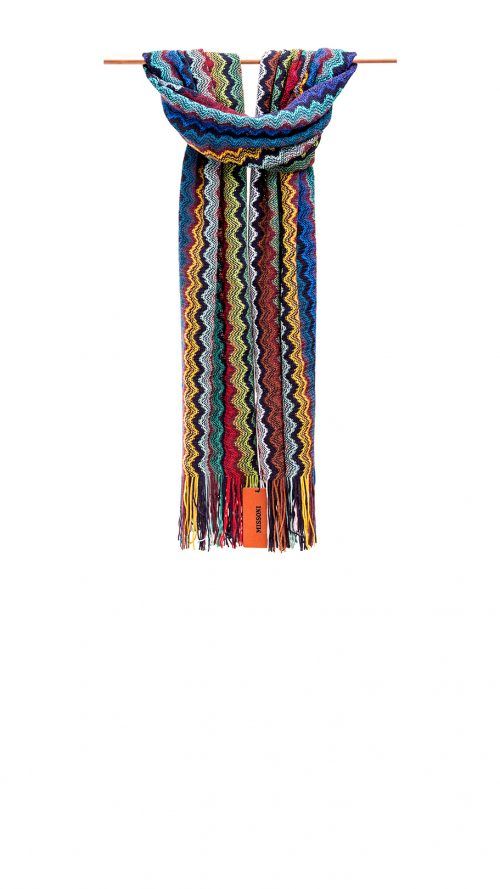 Missoni Shawl Man