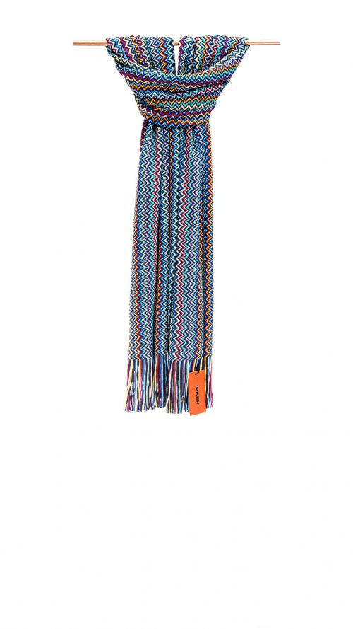 Missoni Scarf Man